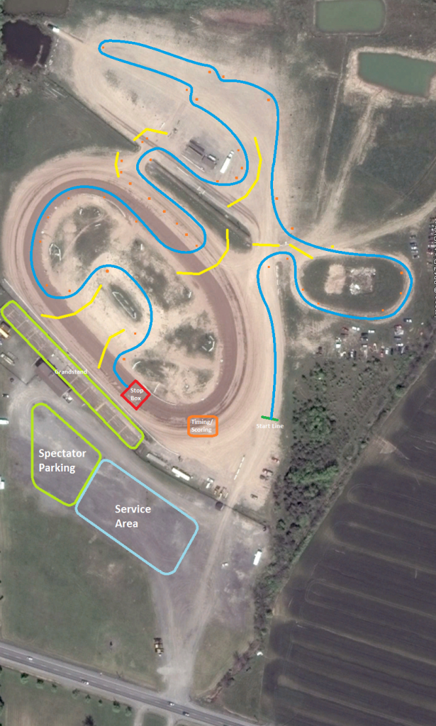 RallyCross Track